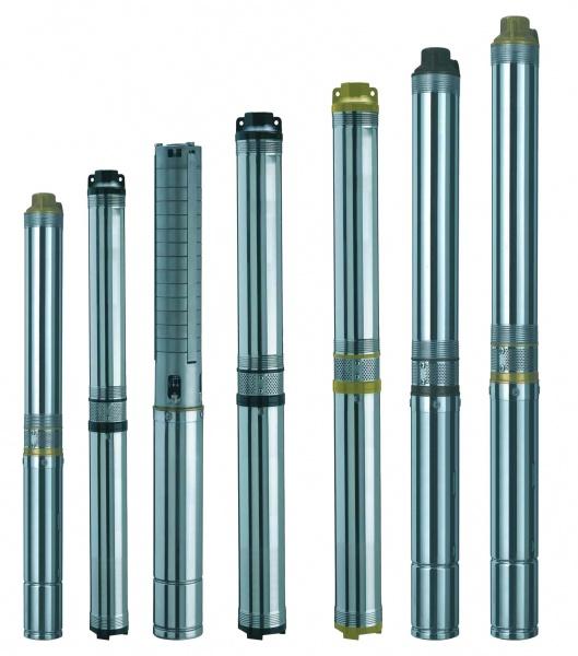 Принципиальная конструкция скважинных насосов