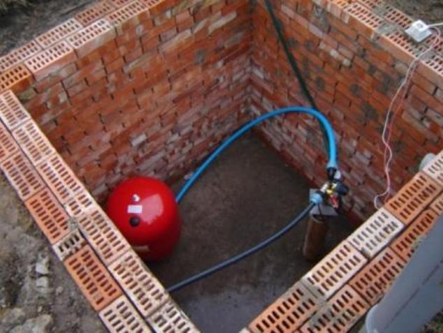 Кессон на скважину своими руками: изготовление и установка
