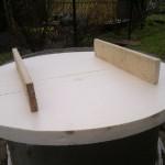 Как и когда необходимо утеплять колодец из бетонных колец